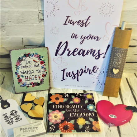 20% off our Inspire boxes